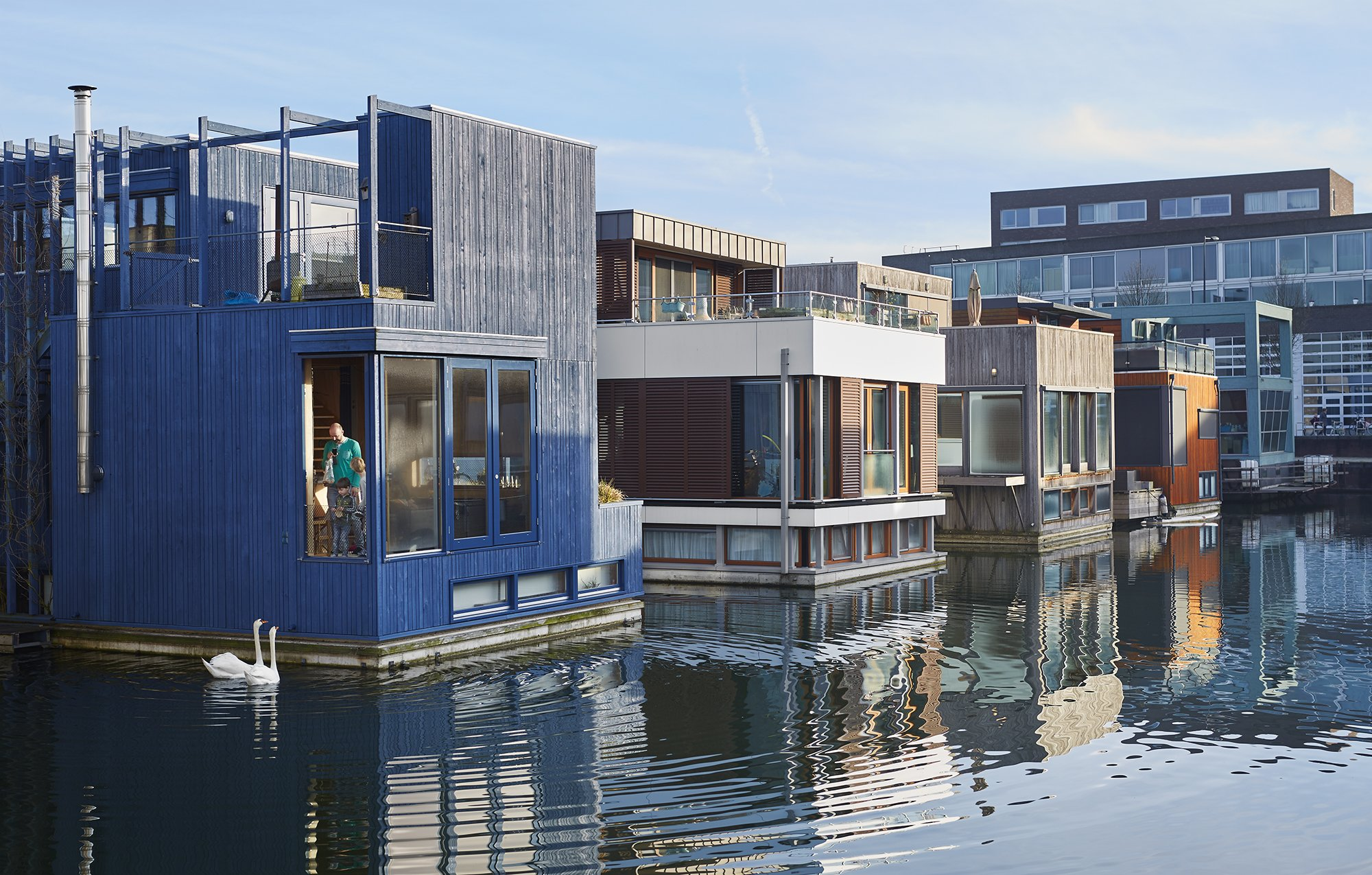 Floating Houses