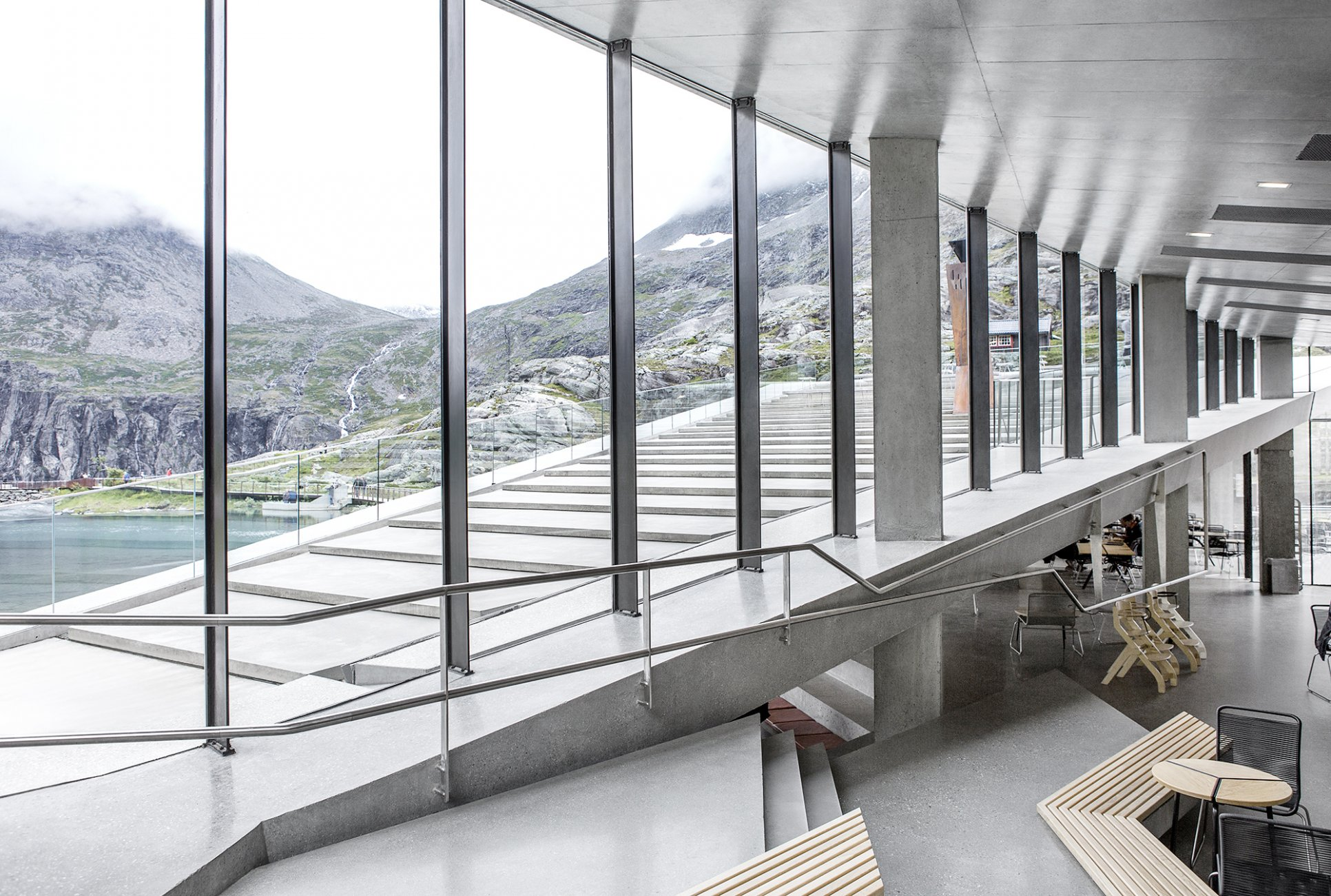Trollstigen Visitor Centre & Viewpoint